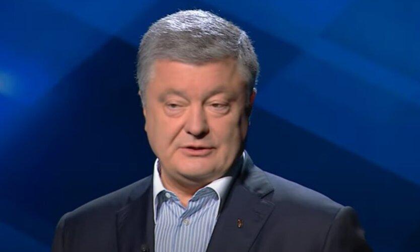 Экс-президент Украина Петр Порошенко