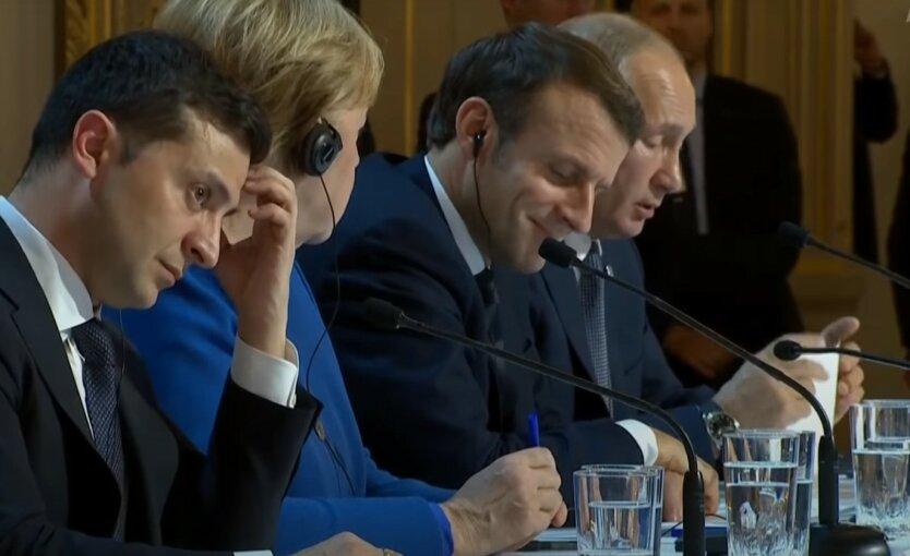 Путин требует от Зеленского внести в Конституцию изменения по Донбассу, - Spiegel