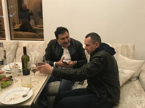 сенцов+саакашвили