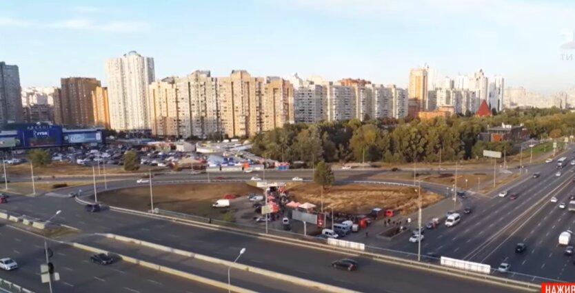 Автофиксация ПДД, Киев, нарушения