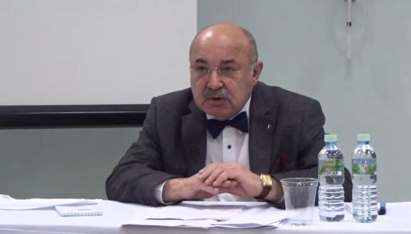 ректор российского Восточно-Европейского Института Психоанализа Михаил Решетников