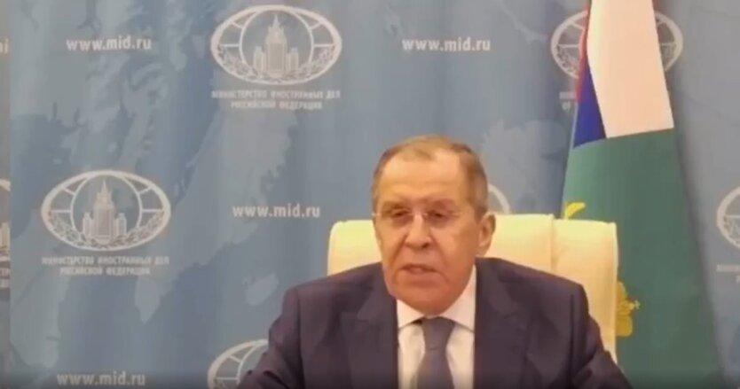 Сергей Лавров, санкции, дело Навального
