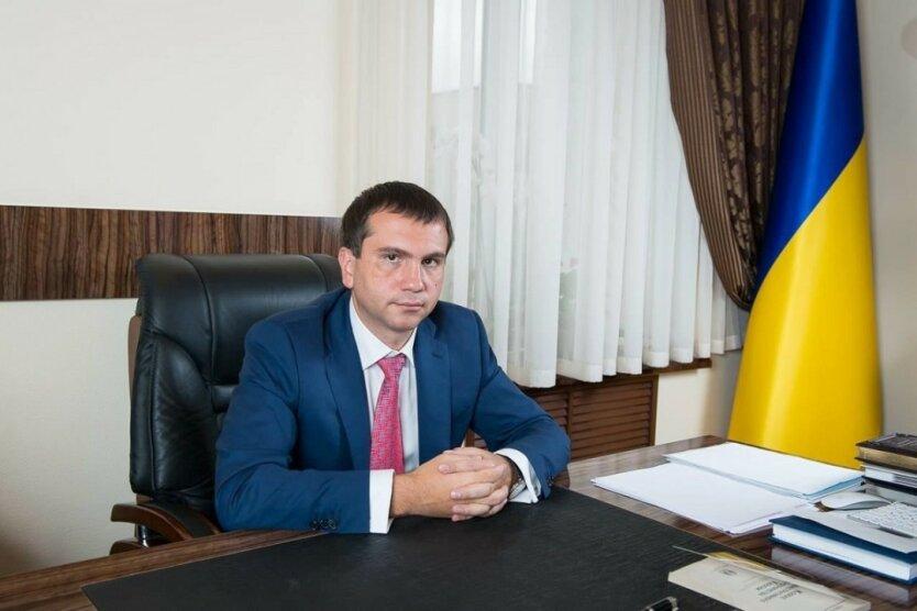 Окружного админсуда Киева Павел Вовк, обыски набу