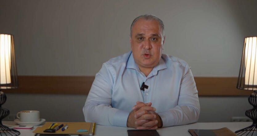 Давид Жвания, Петр Порошенко, Сирия, пожар в Калиновке