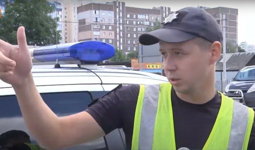 Пьяный угонщик разбил четыре авто под Киевом