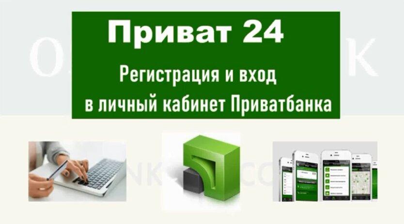 Сервис Приват24