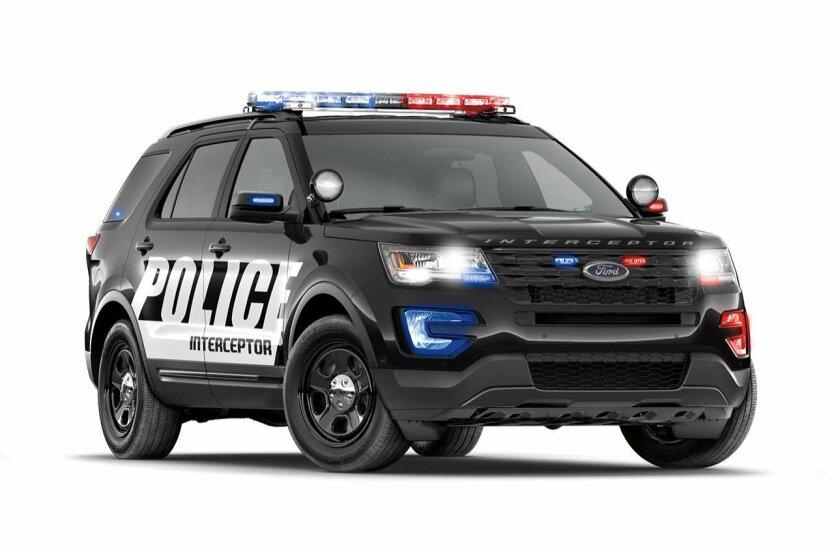 Полицейский авто