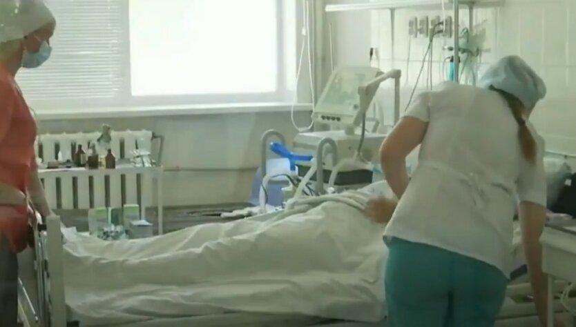 В Украине сравнили нынешние данные о смертности с прошлогодними