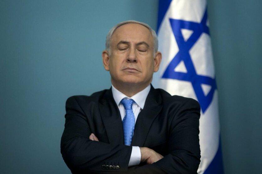 Биньямина Нетаньяху