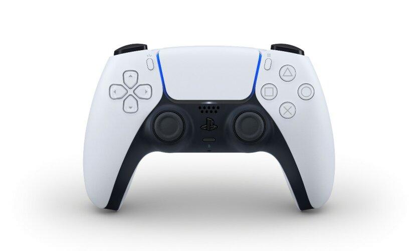 Sony представила геймпад PlayStation 5