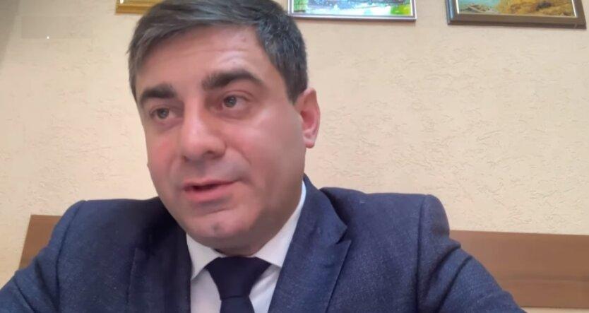 Депутат от фракции «За будущее» Дмитрий Лубинец