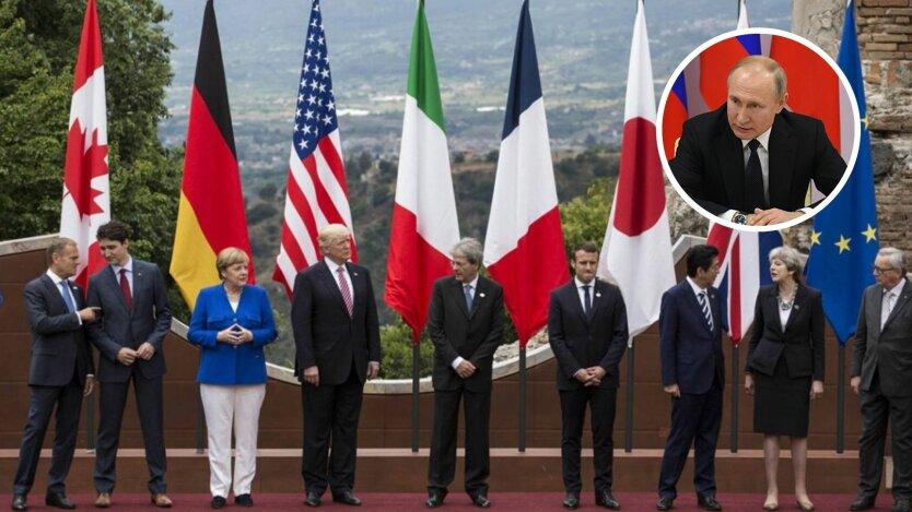 Возващение Путина в G7