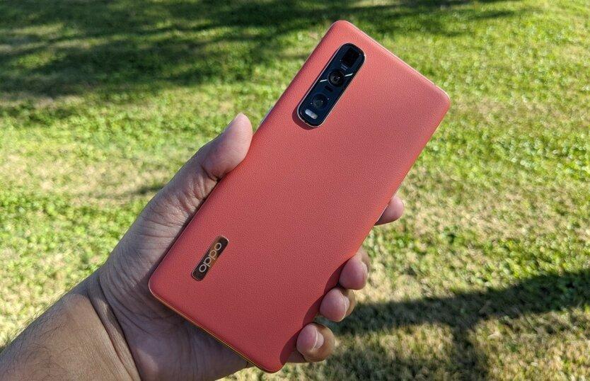 OPPO Find X2 Pro, мощные смартфоны, AnTuTu