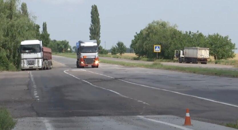 Украина, штрафы, система автофиксации нарушений габаритно-весового контроля