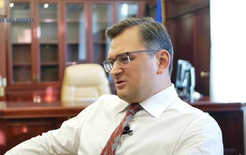 Дмитрий Кулеба, встреча Зеленского и Путина, дискомфорт