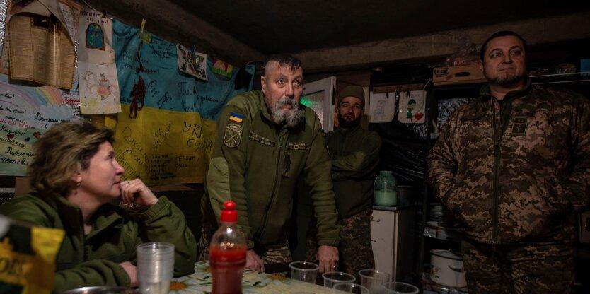 Боевики на Донбассе убили украинского воина
