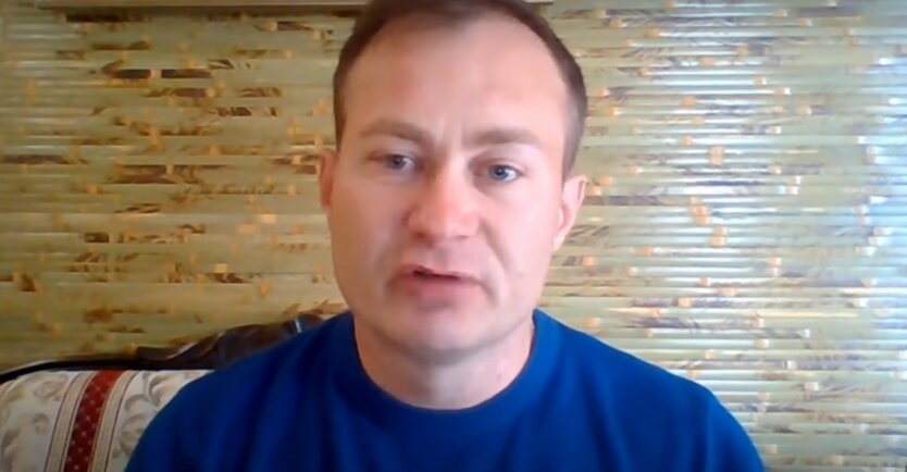 Трехсторонняя контактная группа,Сергей Гармаш,Война на Донбассе
