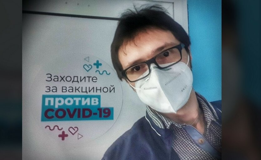 «Подопытный» рассказал о побочных действиях российской вакцины
