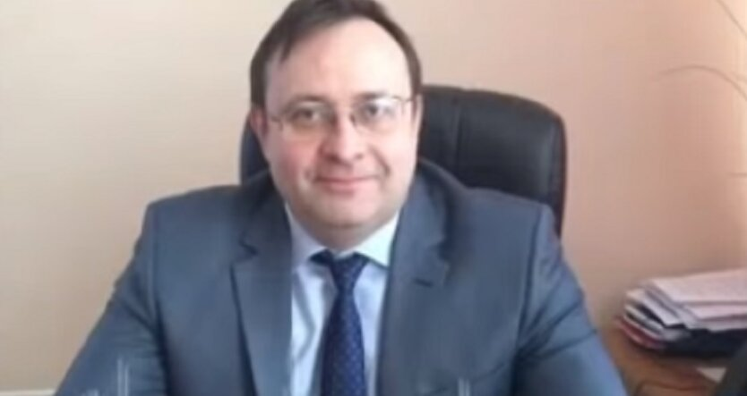 Глава Госпродпотребслужбы Олег Рубан