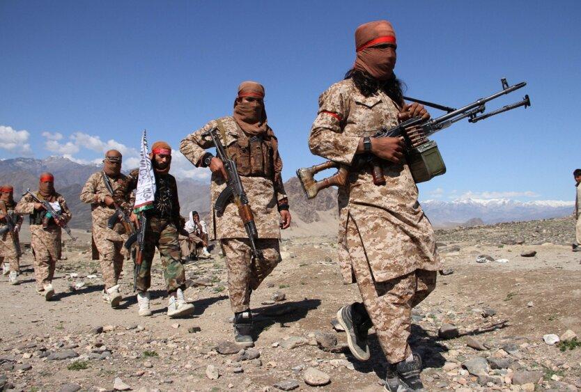 Бойцы Талибана в Афганистане