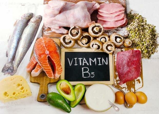 Які саме вітаміни слід приймати підліткам, та чим допомагає вітамін B5