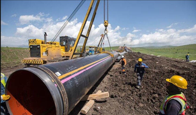 Венгрия и Сербия достроили газопровод в обход Украины