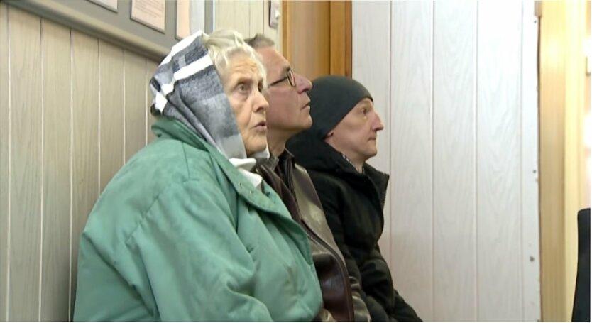 Елена Охрименко, Возраст выхода на пенсию в Украине, Пенсионный фонд Украины