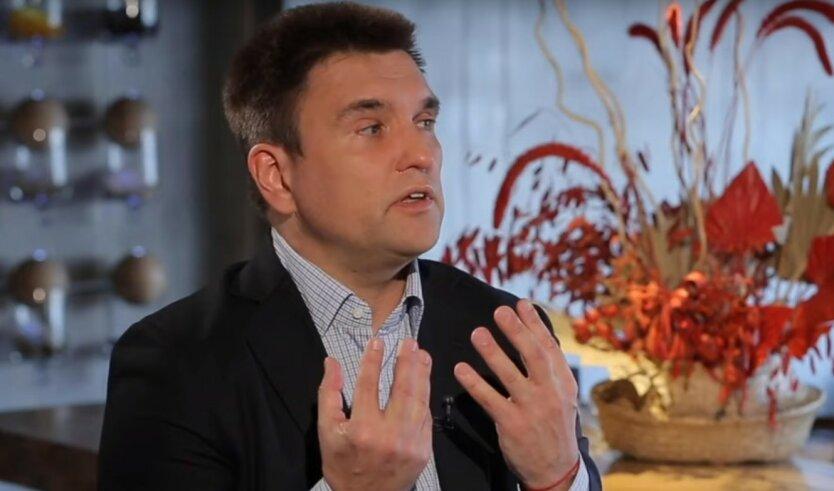Климкин рассказал об аппетитах Путина в отношении Украины