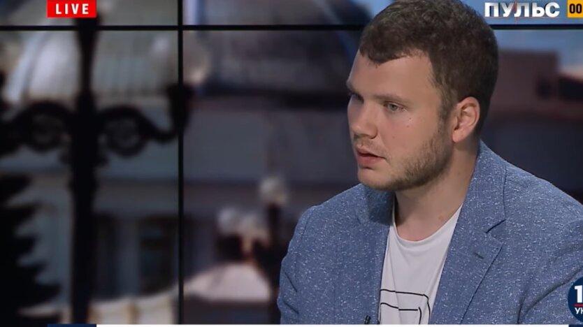 Владислав Криклий, техосмотр автомобилей, Украина