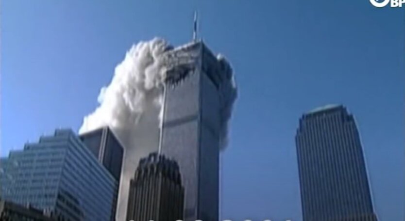 Теракт 11 сентября, США