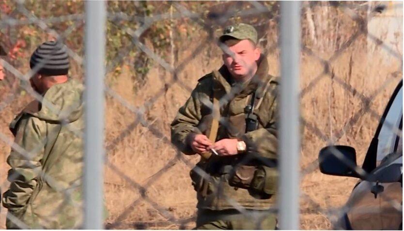 Граница Украины и России, Перестрелка на границе Украины и России, ВСУ