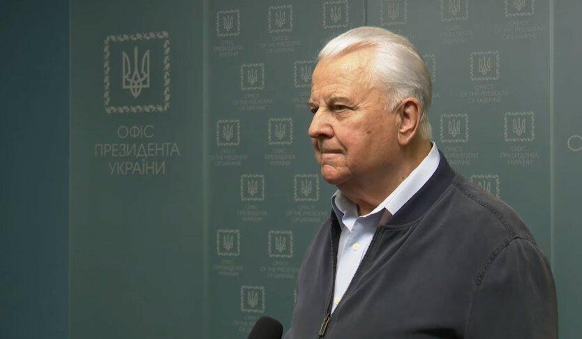 Алексей Арестович, Леонид Кравчук, Трехсторонняя контактная группа