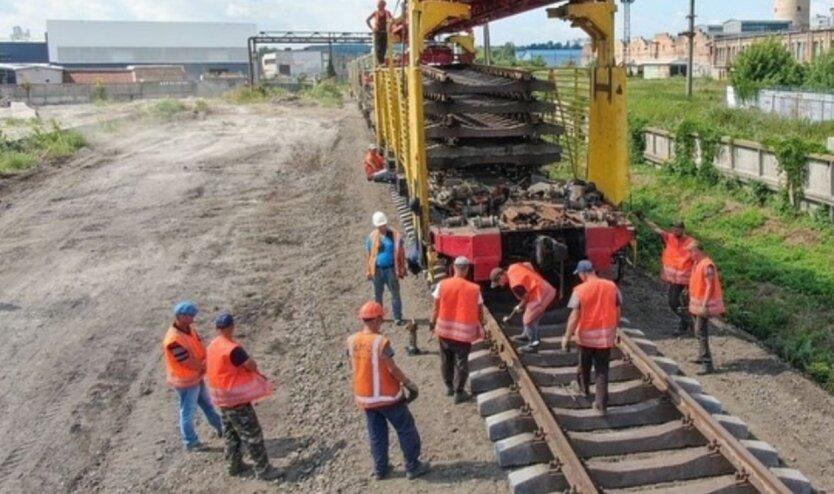 """""""Большое строительство"""", электропоезда, железная дорога"""