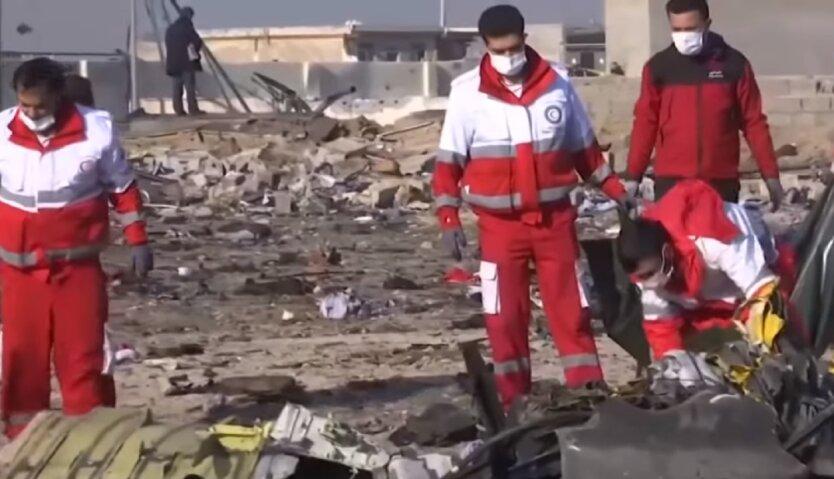 Причины катастрофы самолета МАУ под Тегераном