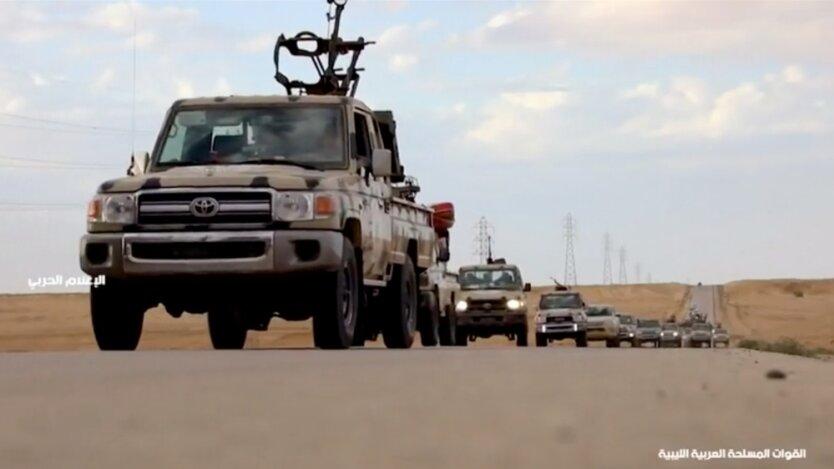 война в Ливии 2019