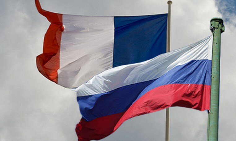 франция россия