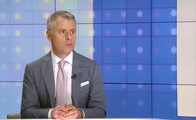 Юрий Романенко, Нафтогаз, Европа хочет покупать газ на украино-российской территории