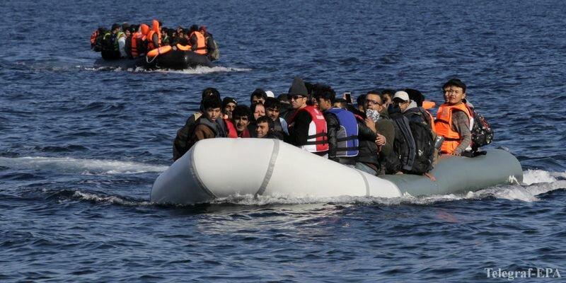 эгейское море мигранты