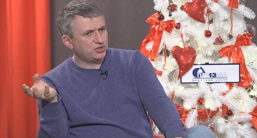 Юрий Романенко, коронавирус, смертность в Украине от коронавируса