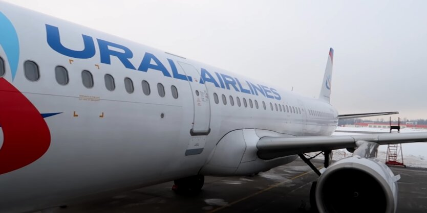 Украина, Россия, самолет