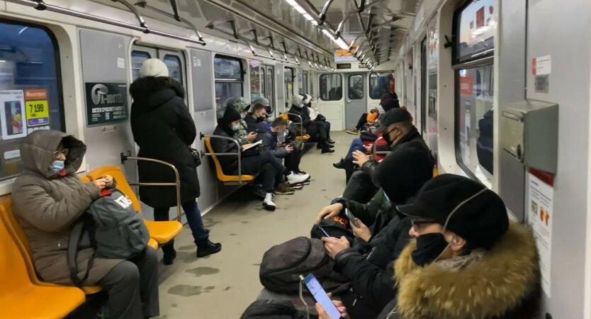 Метро в Киеве, бесплатный проезд, Альфа банк