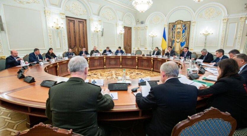 СНБО наложила санкции на экс-чиновников времен Януковича
