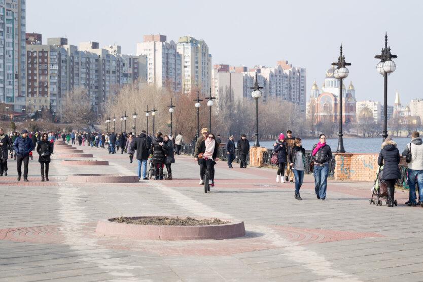 Праздники в Украине, выходные, октябрь