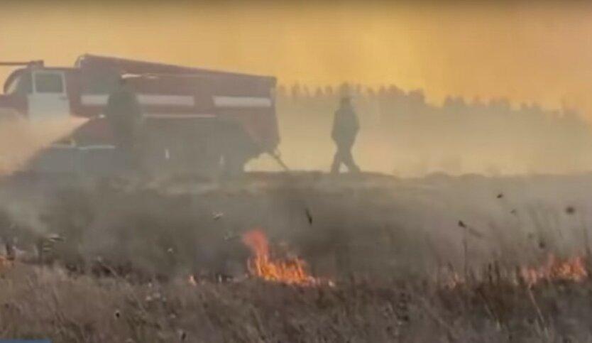 Ученые спрогнозировали направление грязного воздуха из Чернобыльской зоны