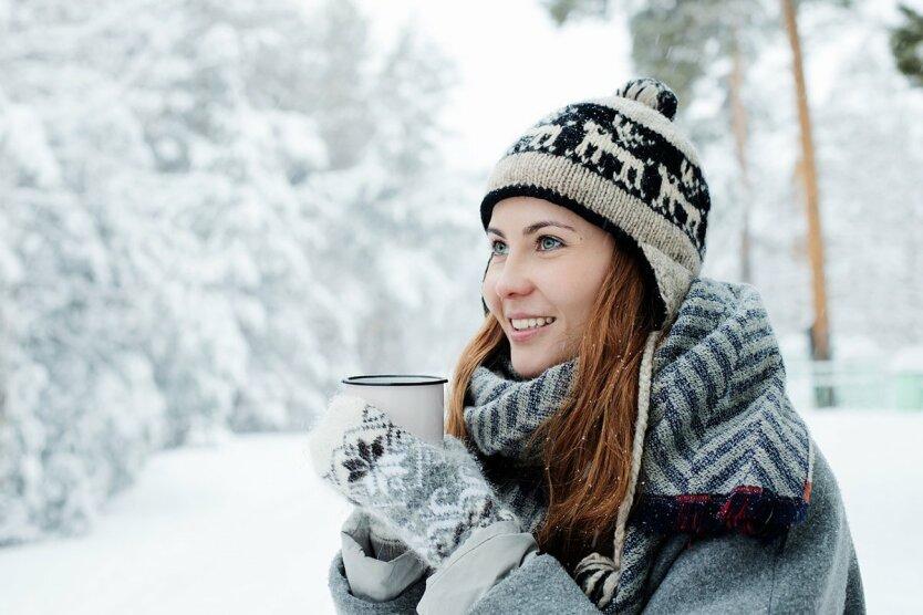 Погода в Украине, морозы, Рождество
