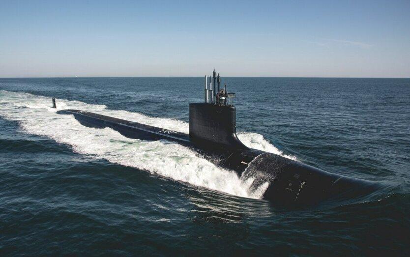 Подлодка класса Virginia