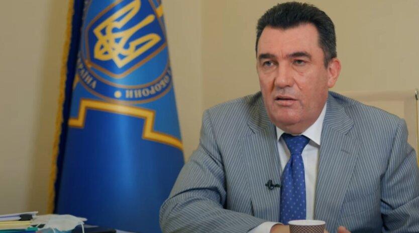 Алексей Данилов, СНБО, ракетное вооружение