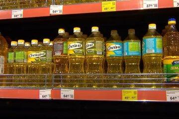 Подсолнечное масло в Украине, импортеры, украинское происхождение