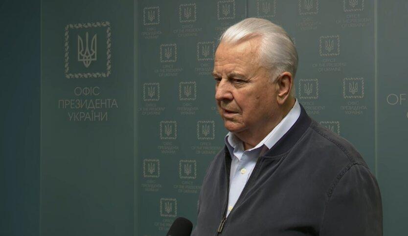 Леонид Кравчук, подача воды в Крым, Украина