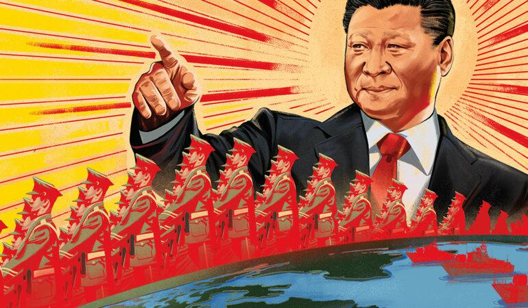 Xi-Jinping China Си Цзиньпинь Китай